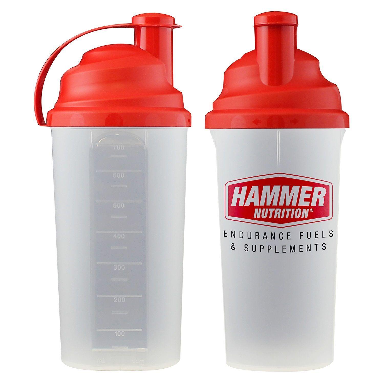 Shaker Sports Bottle (Red)