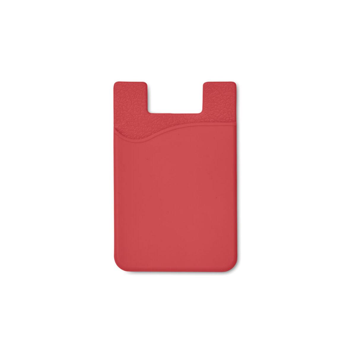 Smartphone Cardholder (Red)