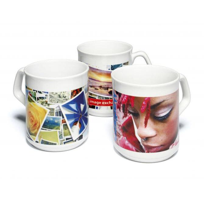 Photo Printed Sparta Mugs