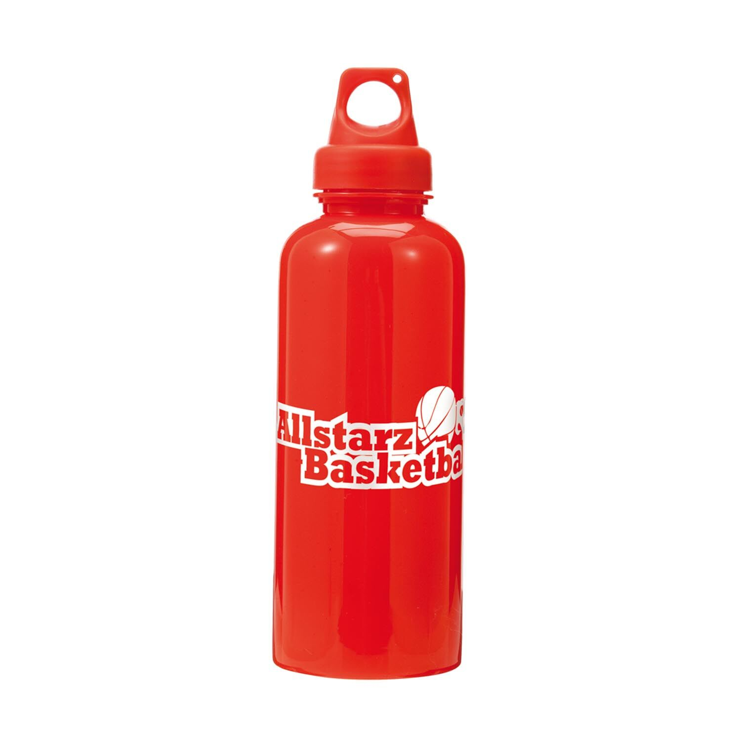 Sports Water Bottles - Red