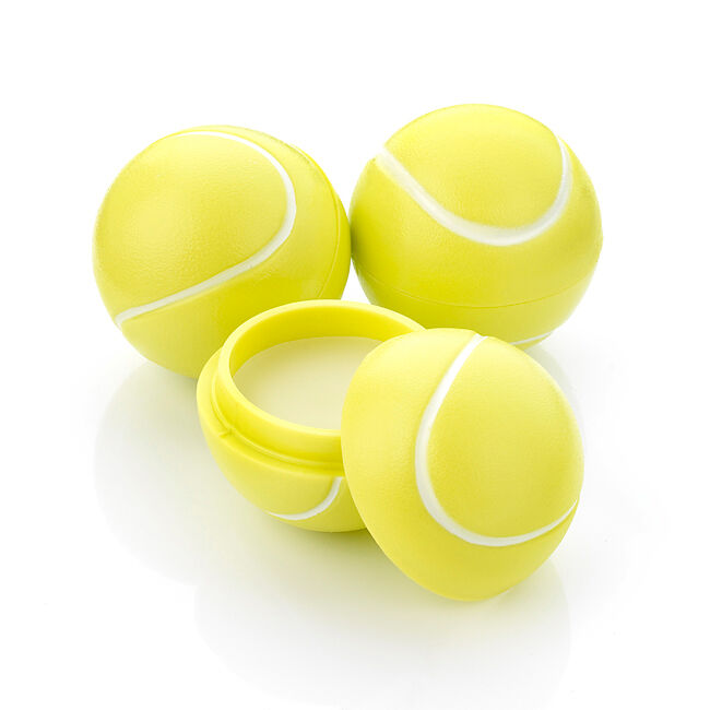 Lip Balm Tennis Ball