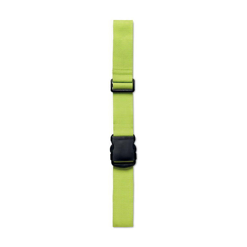 Travel Luggage Strap (Lime Green)