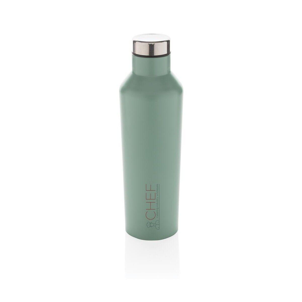 Auckland vacuum Stainless Steel Bottle - Green