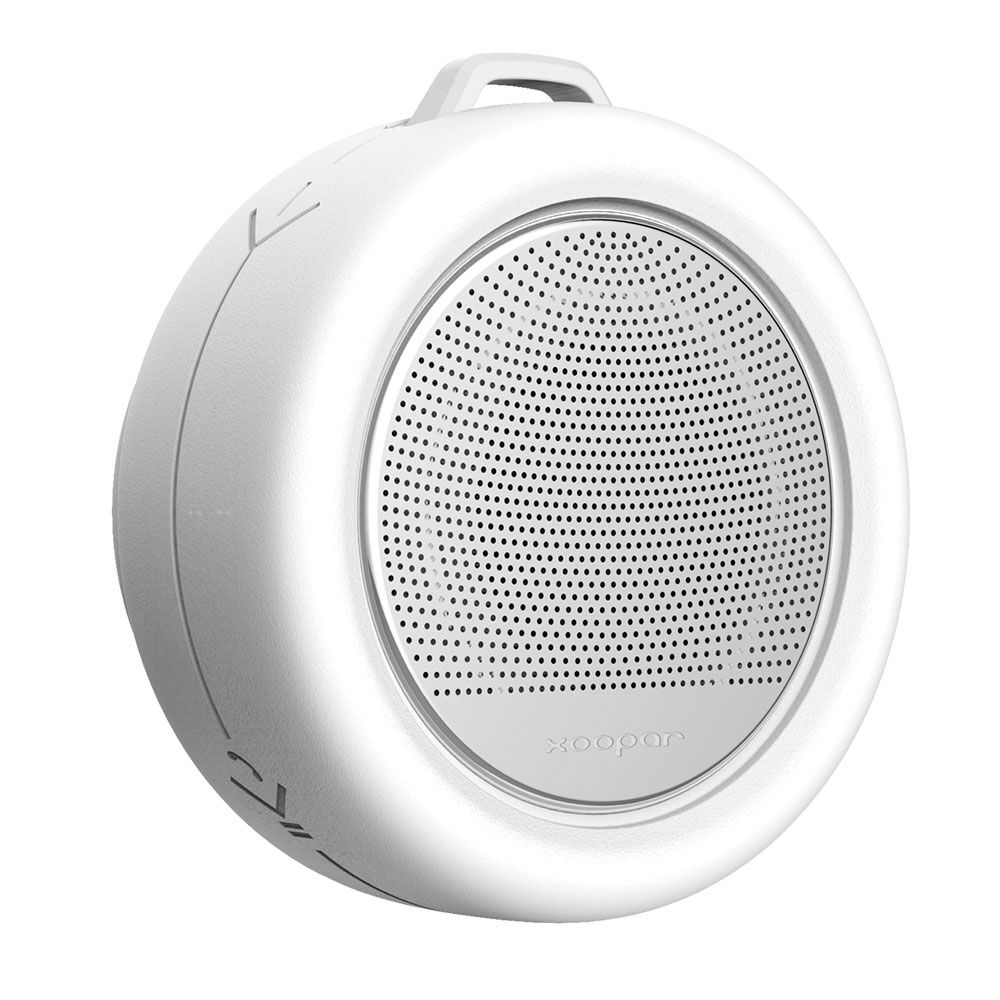Splash Bluetooth Speaker in white