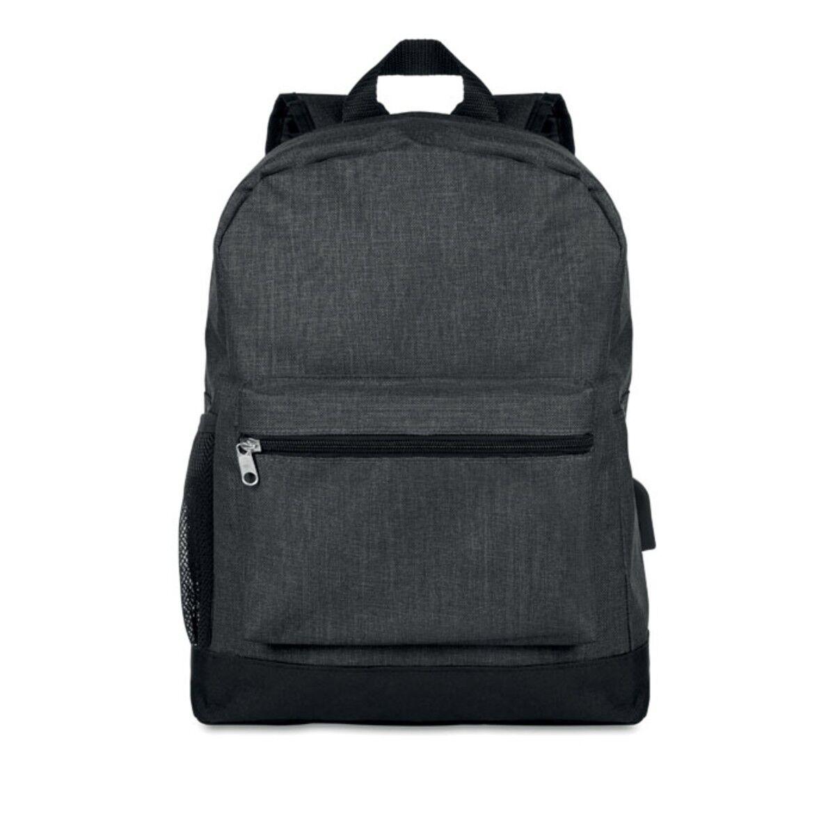 RFID Backpack in Black