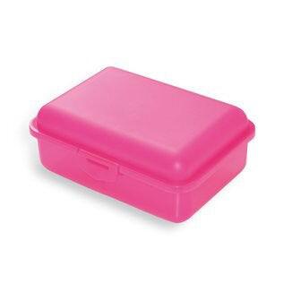 Snack Box - Pink