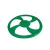 Venus Flyer Frisbees to Brand - Green