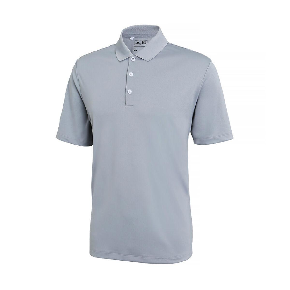 Adidas Golf Polo Men's (Mid Grey)