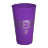 Arena Reusable Drinking Cup - Purple