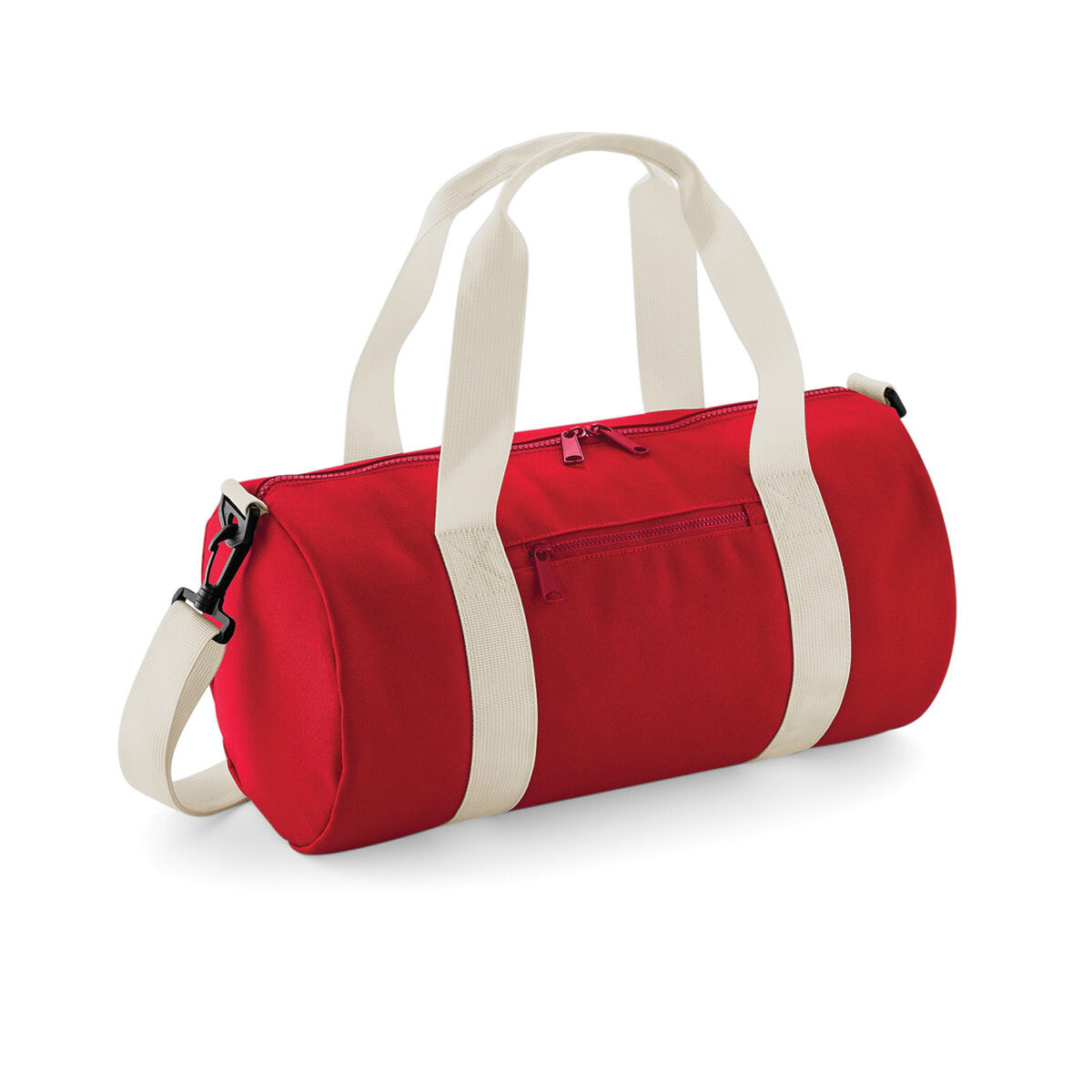 Bagbase Classic Red & Off White