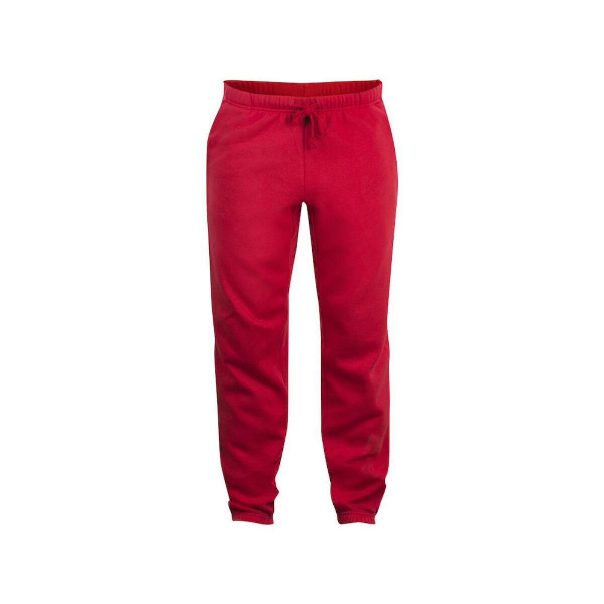 Clique Pants Red
