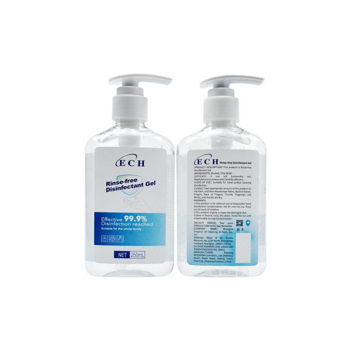 Anti Bacterial Hand Gel Dispensers