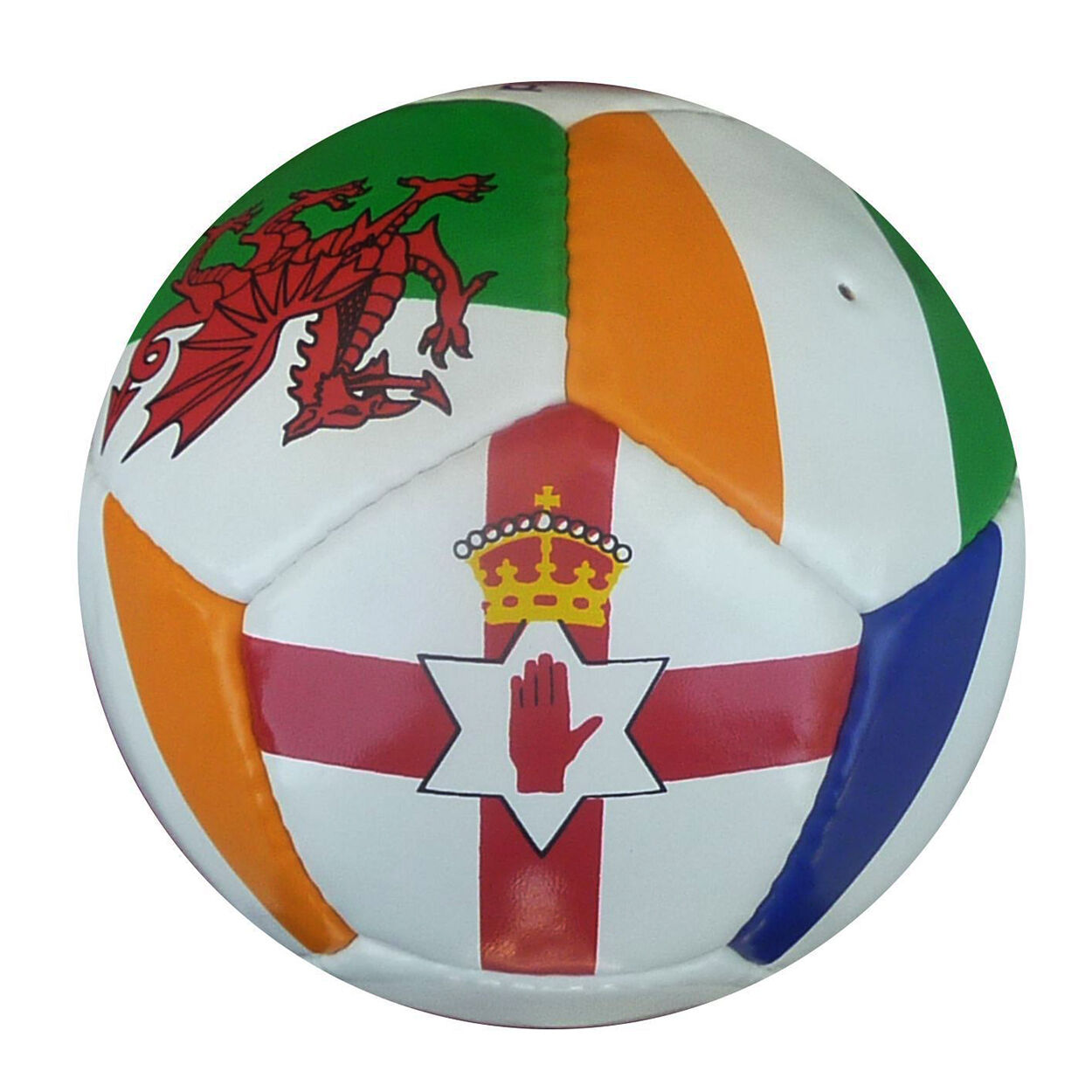 Custom Printed Mini Footballs Full Colour