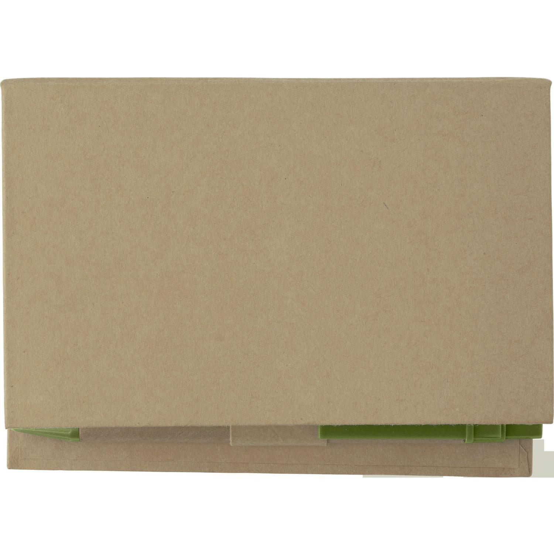 Cardboard Desk Organiser with Pen