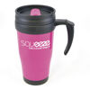 Thermal Mugs With Lids Pink
