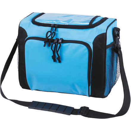 Promotional Bicycle Cool Bags - Blue