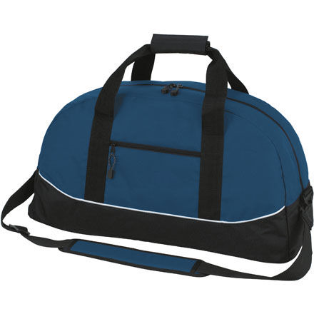 Sports Bags for Logo Printing - Blue