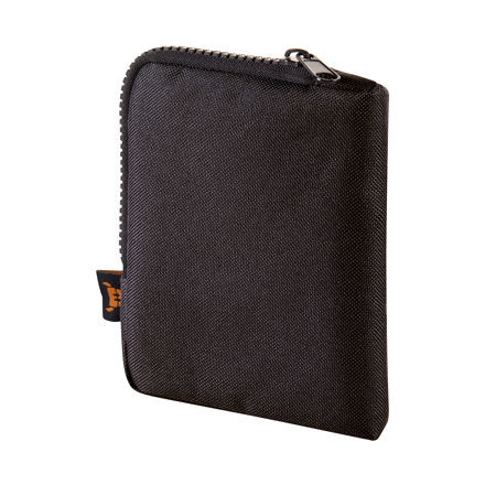 Smartphone/MP3 Player Zipped Case - Black