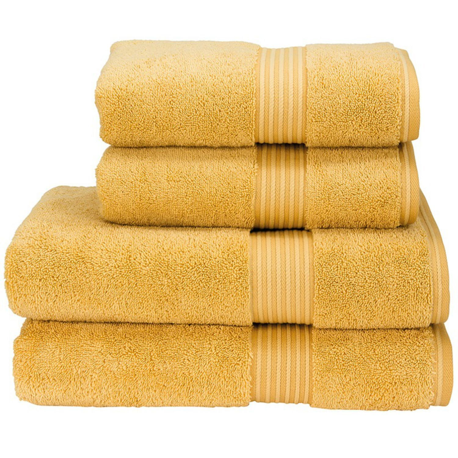 Christy Hotel Towels (Honey)