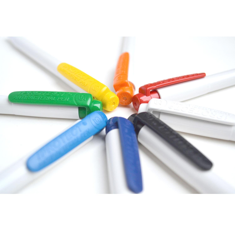 I-Protect Antibacterial retractable pen