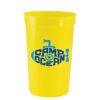 Large Stadium Cups 568 ml - Yellow