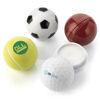 Lip Balm Cricket, Tennis, Golf & Footballs