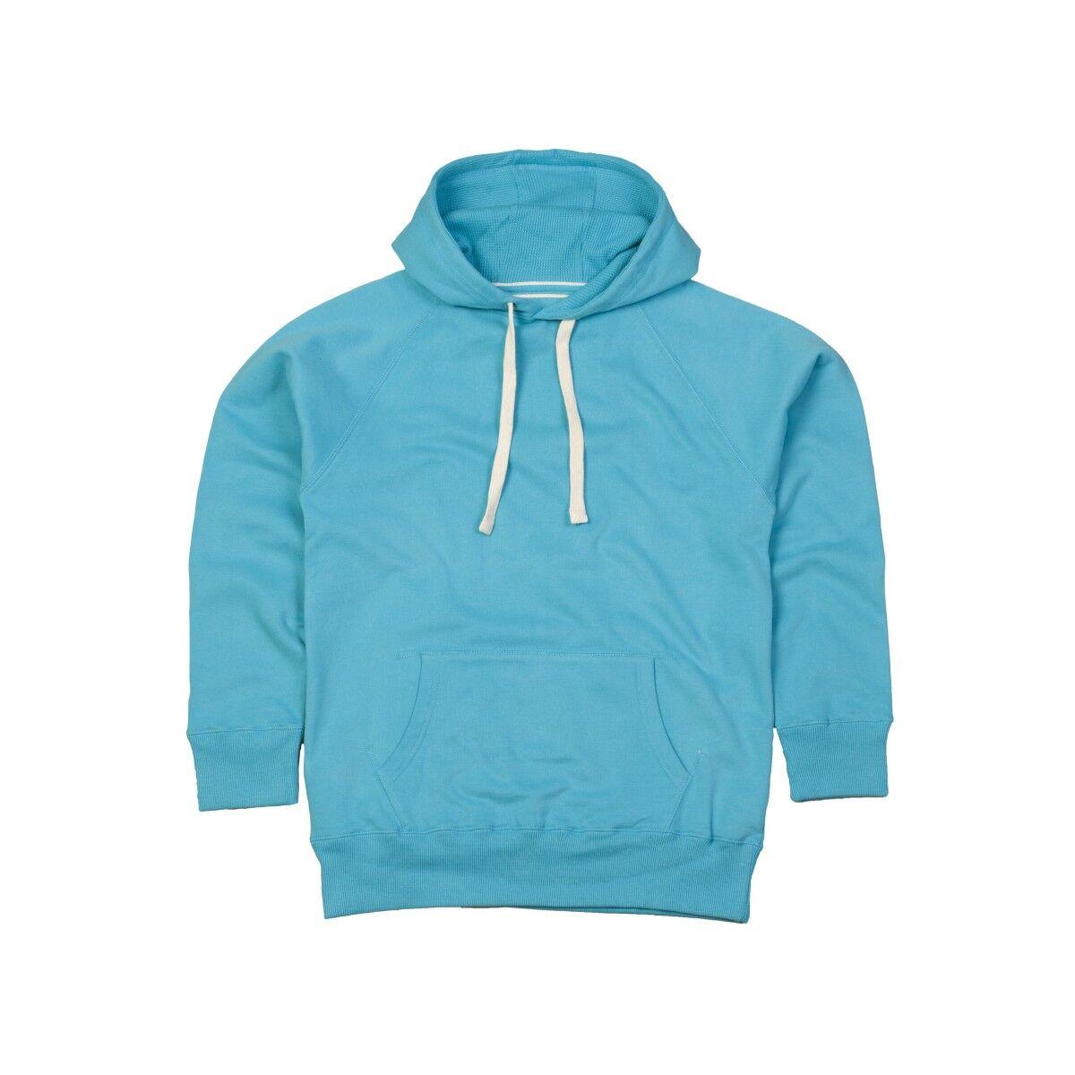 Mantis Mens Superstar Hoodie - Surf Blue