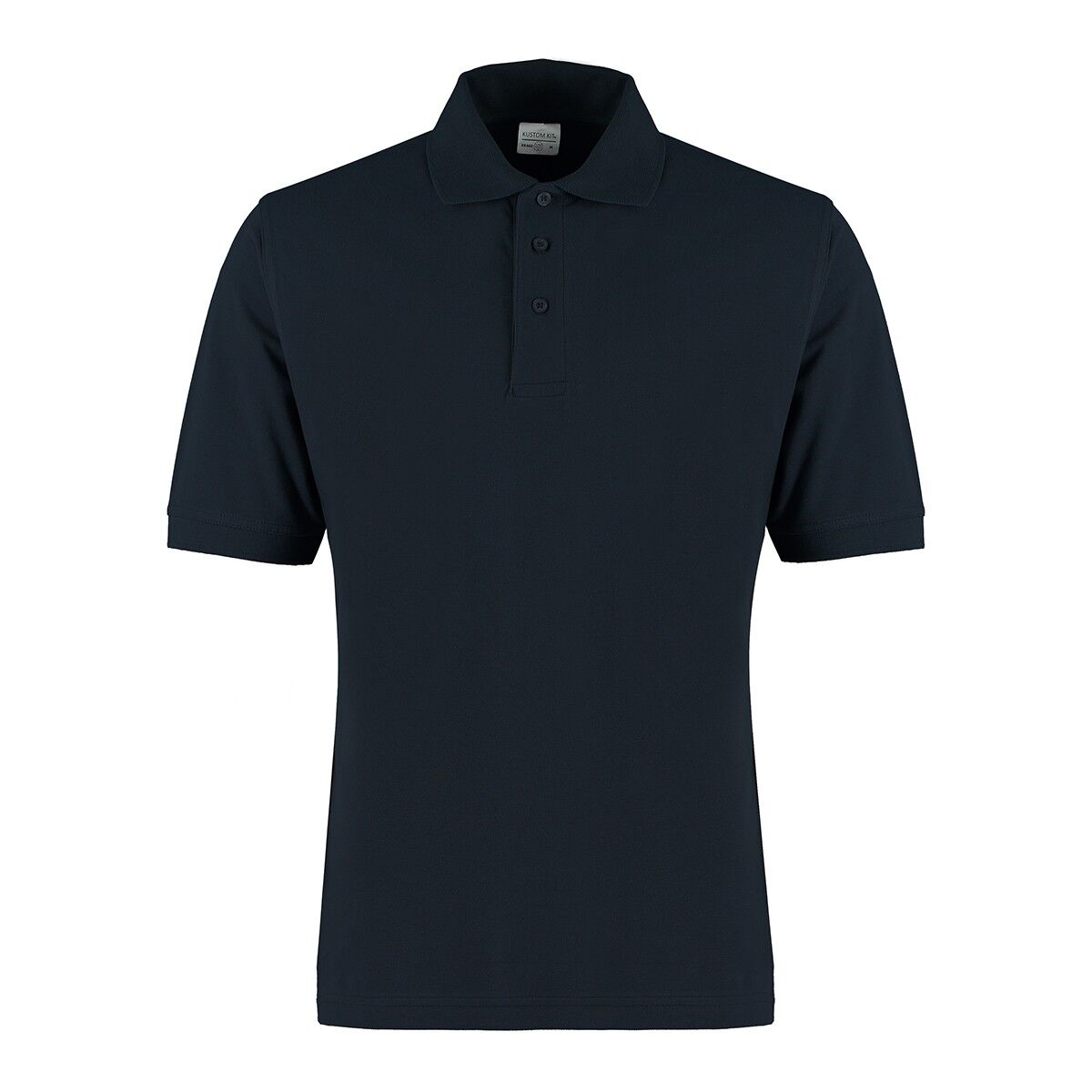 Kutom Kit Cotton Klassic Polo Shirt Navy