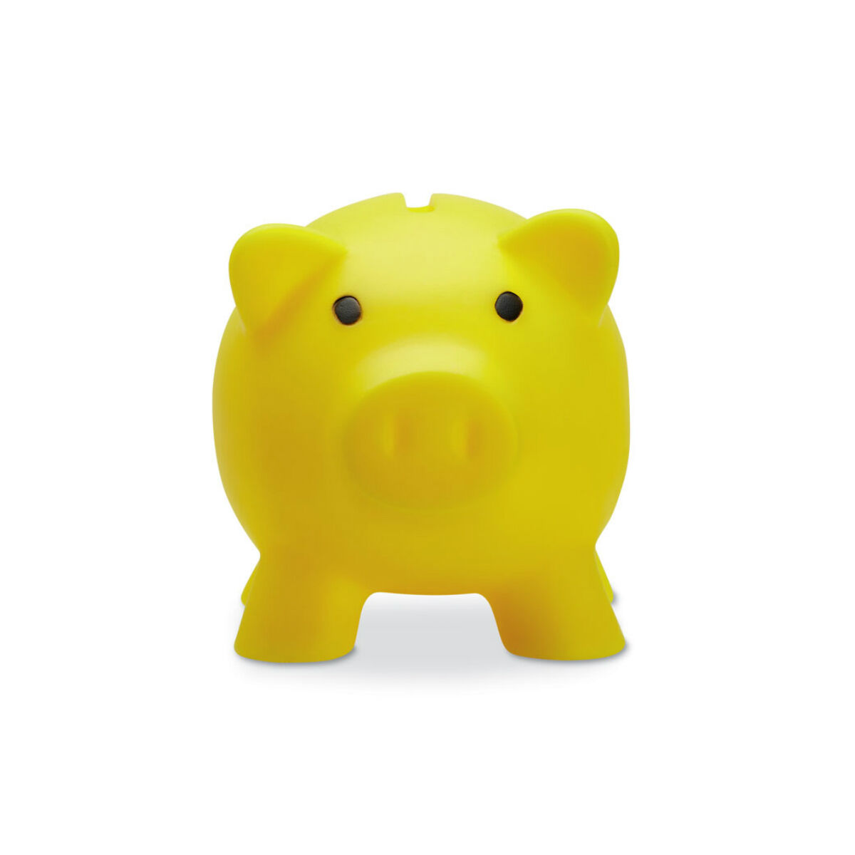 Piggy Banks (Yellow)