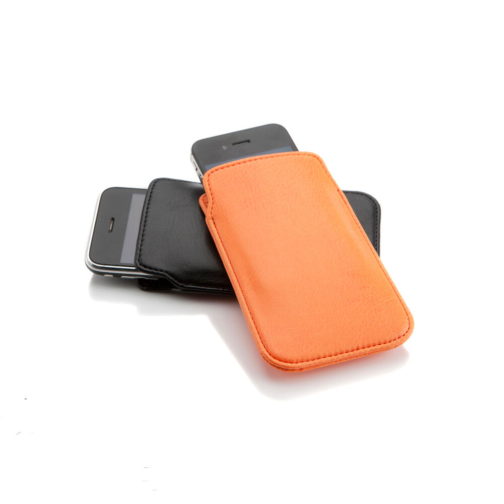 PU Leather Large Mobile Slip Cover
