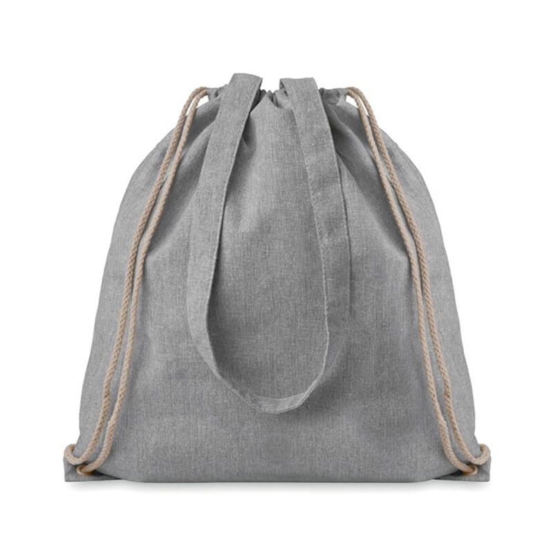 Recycled Cotton Tote Bag Grey