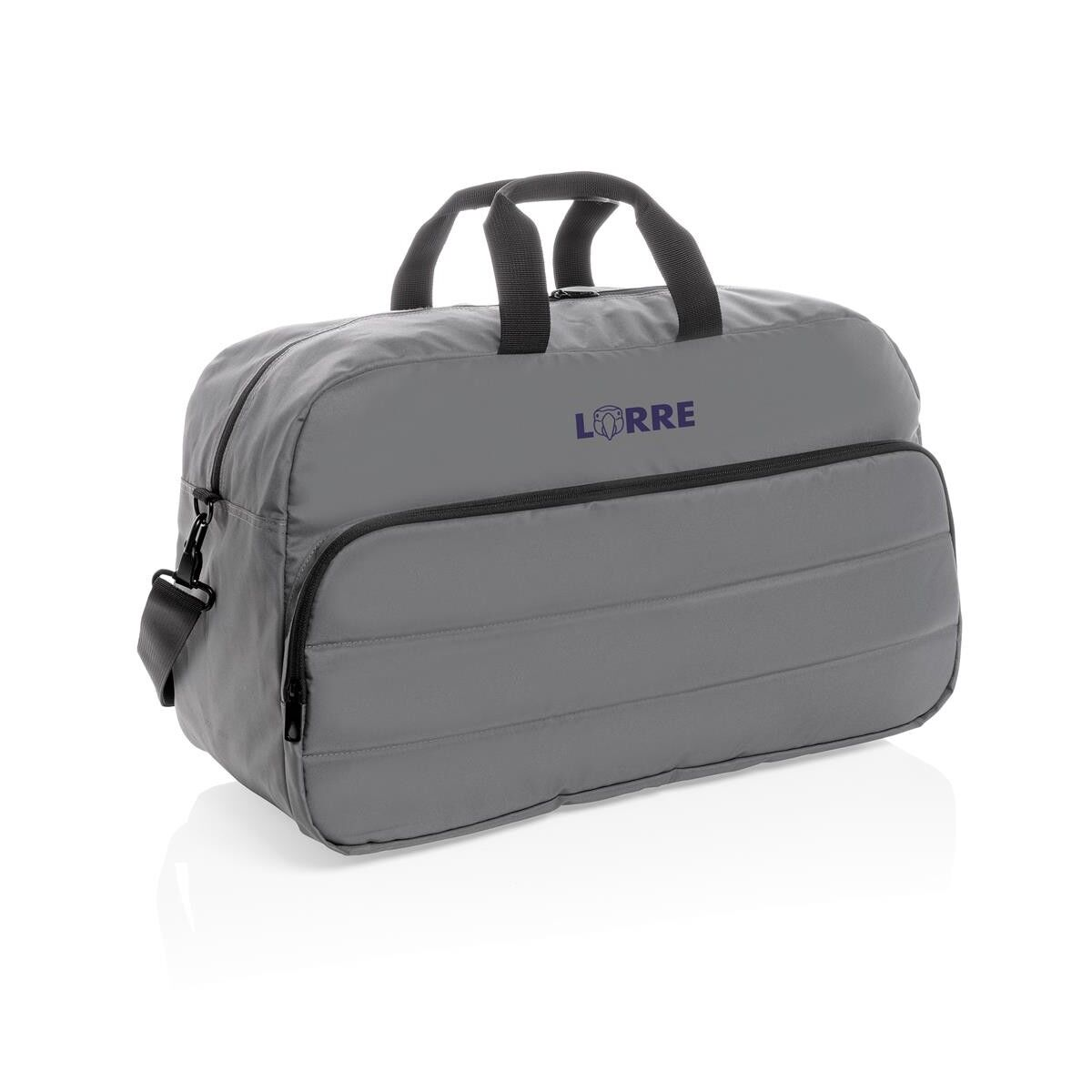 RPET Weekend Duffle Bag - Anthracite