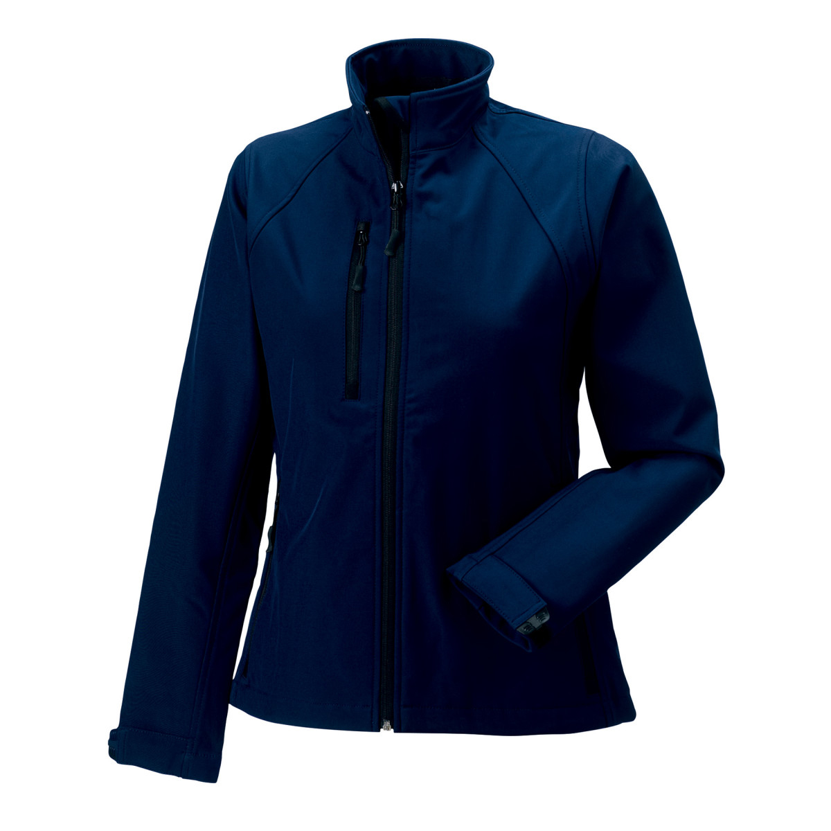 Russell Ladies' Soft Shell Jacket Navy
