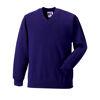 Russells Schoolgear V-Neck Sweatshirt