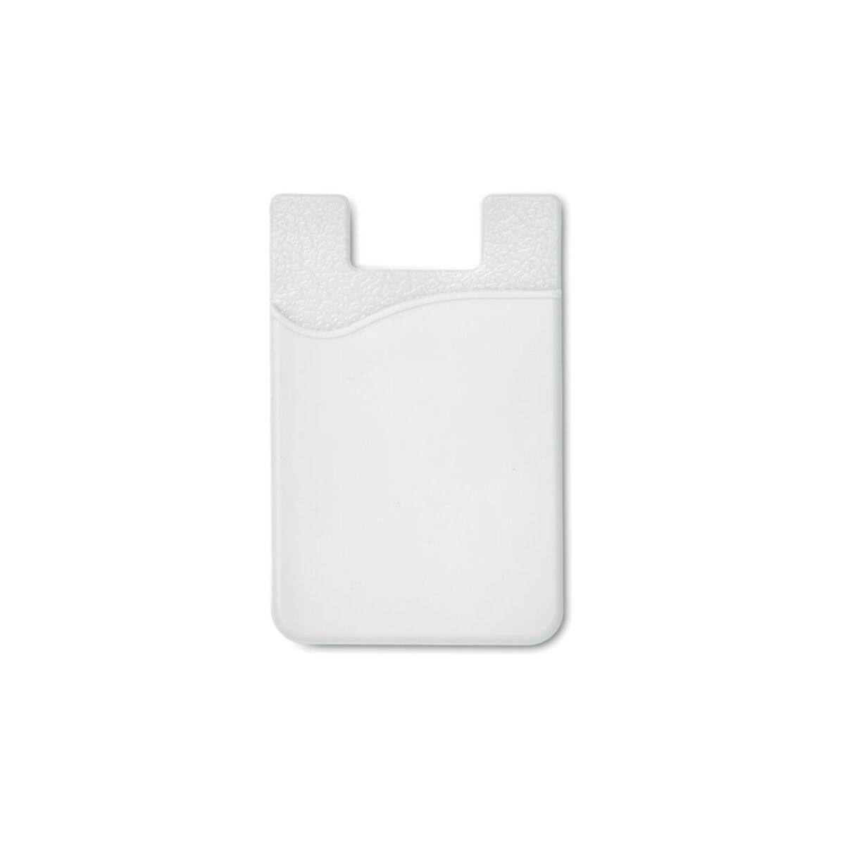 Smartphone Cardholder (White)