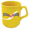 Sparta Promotional Ceramic Coffee Mugs - Yellow