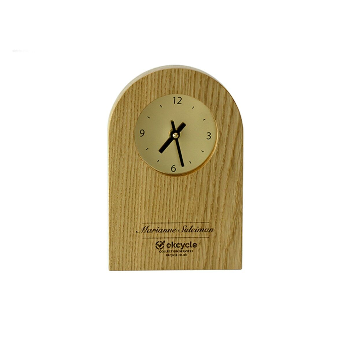 Standard Oak Clocks