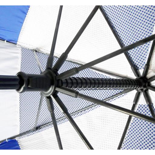 Supervent Golf Umbrellas Opened