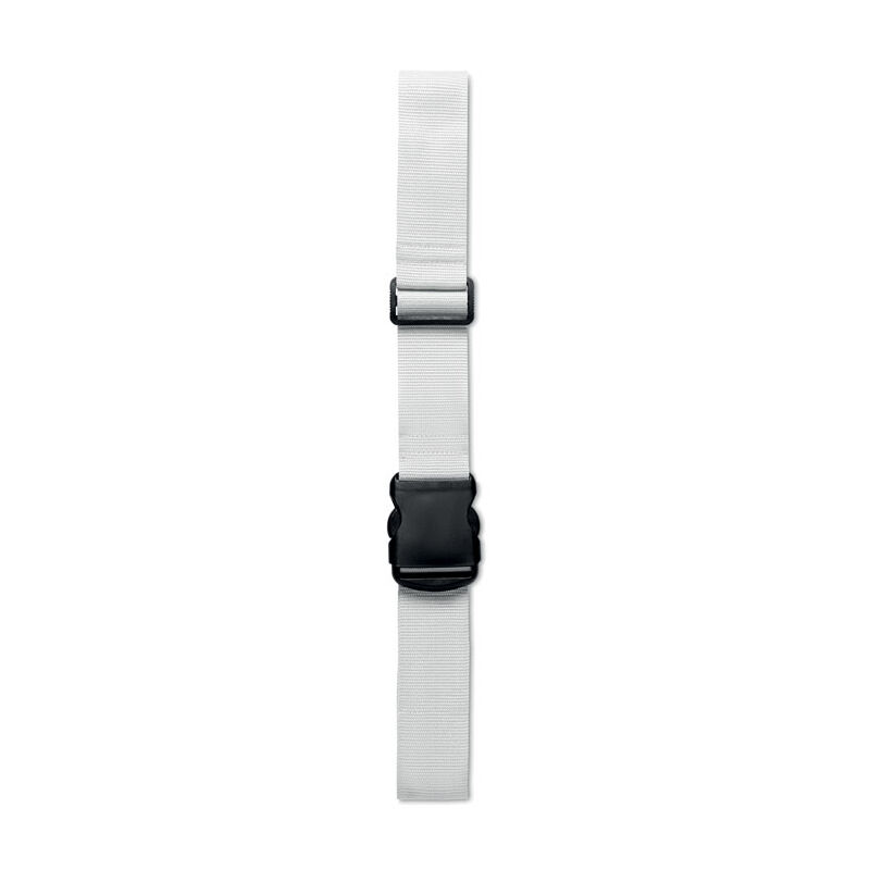 Travel Luggage Strap (White)