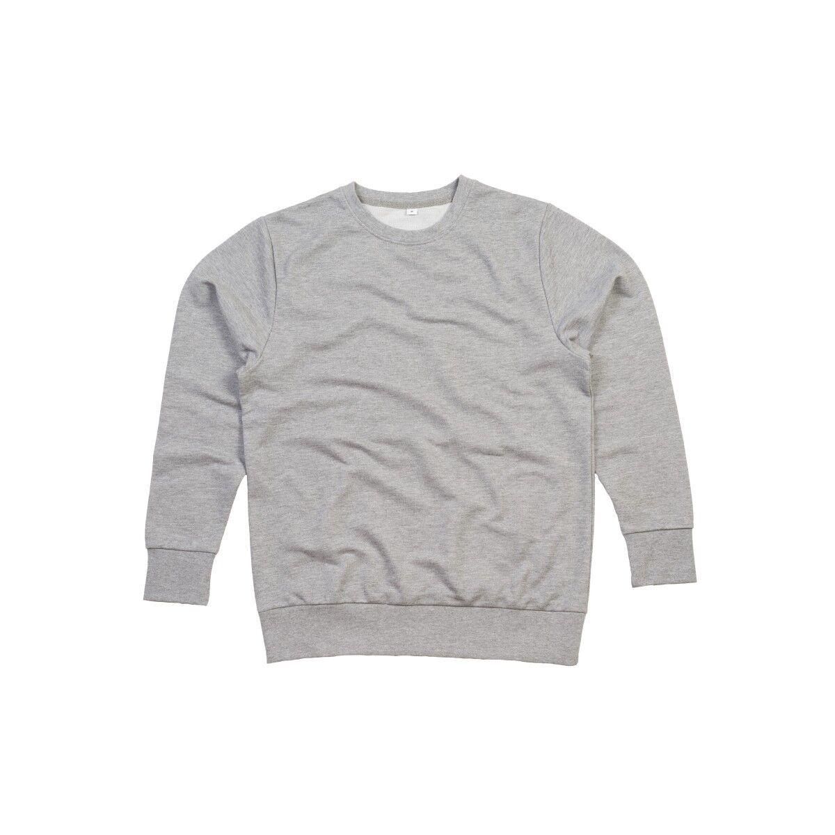 Unisex Mantis Sweatshirt - Heather Grey