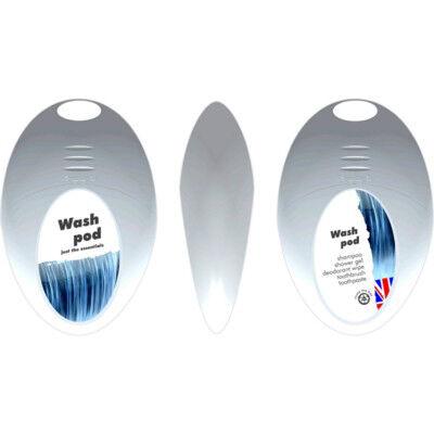 Festival & Travel Kits for Branding - Washpod