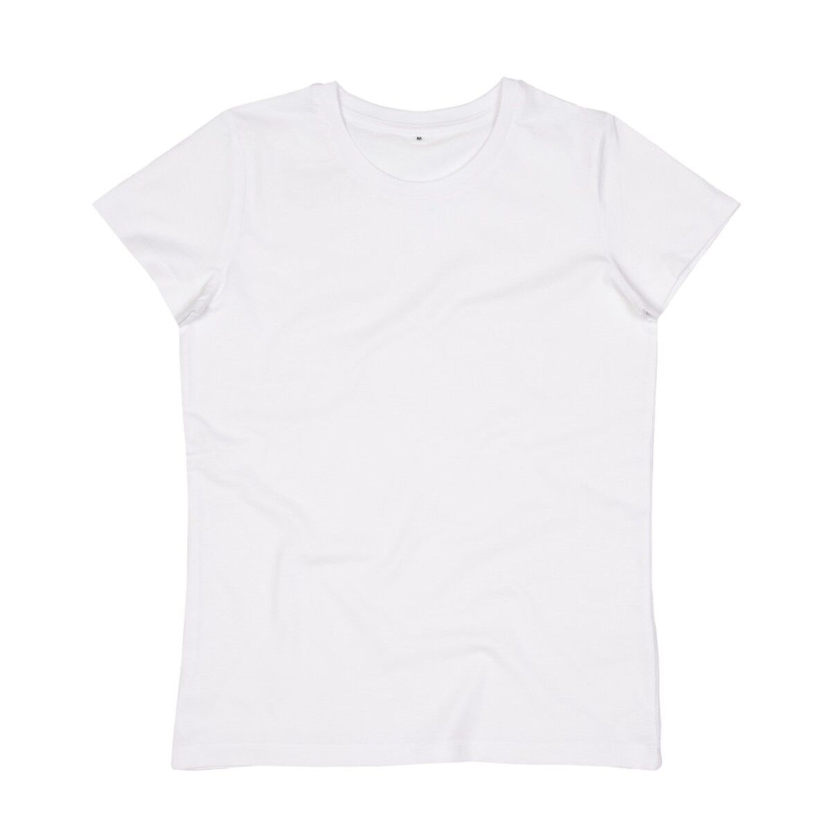 Womans Mantis Organic T Shirt - White