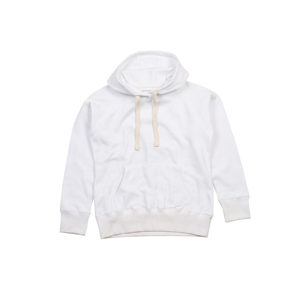 Womans Mantis Superstar Hoodie - Pure White