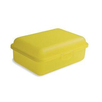Snack Box - Yellow