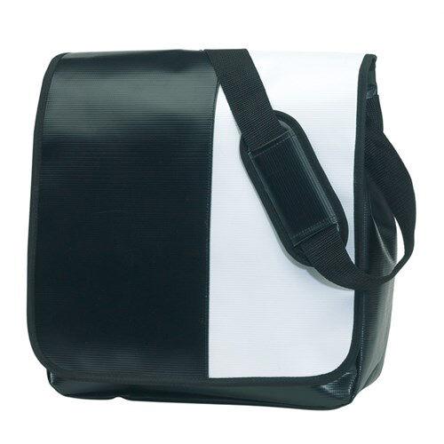 Action Messenger Bag - Black