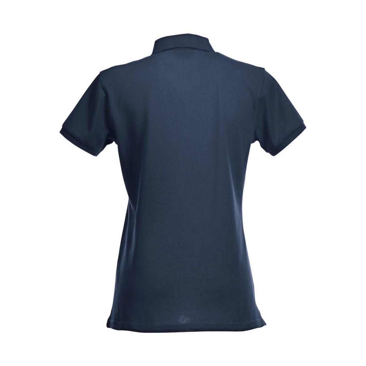Clique Premium Polo Shirt (Ladies  Dark Navy)