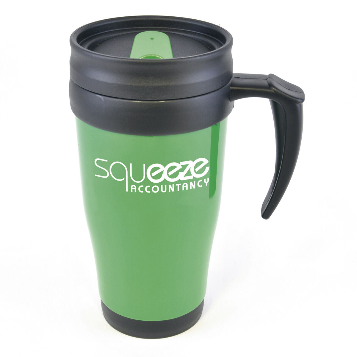 Thermal Mugs With Lids Green