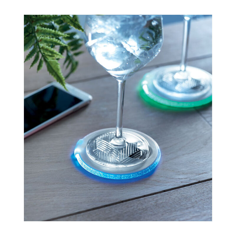 Light Up Drinks Coasters
