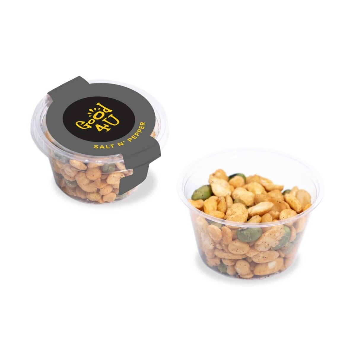 Maxi Confectionery Pot filled with Protein Snacks