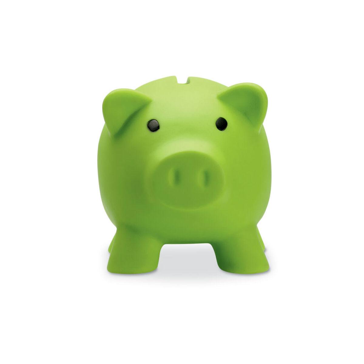 Piggy Banks (Green)